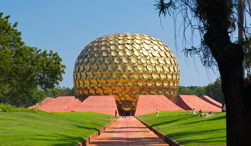 Landmarks in India | Auroville