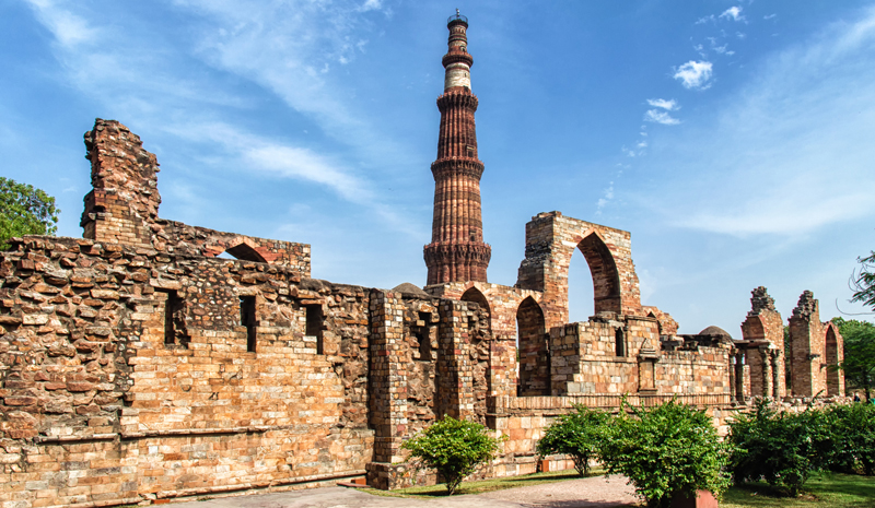 Landmarks in India | Qutub Minar