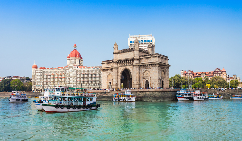 Landmarks in India | Gateway Of India