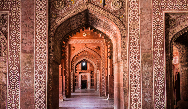 Landmarks in India | Fatehpur Sikri