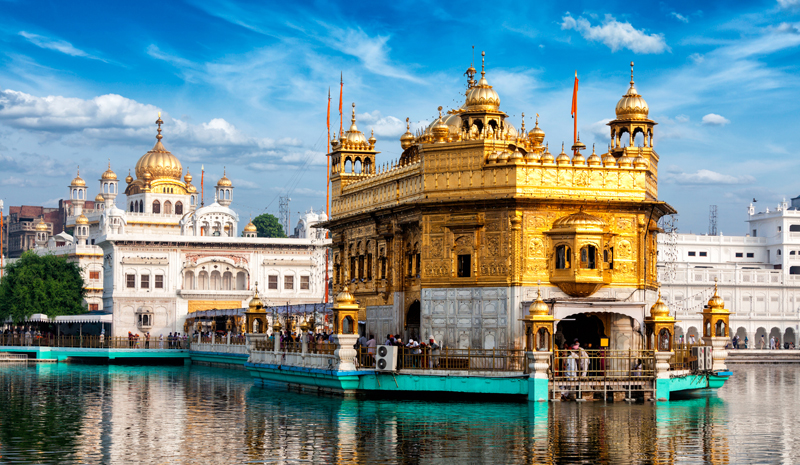 Landmarks in India | Golden Temple
