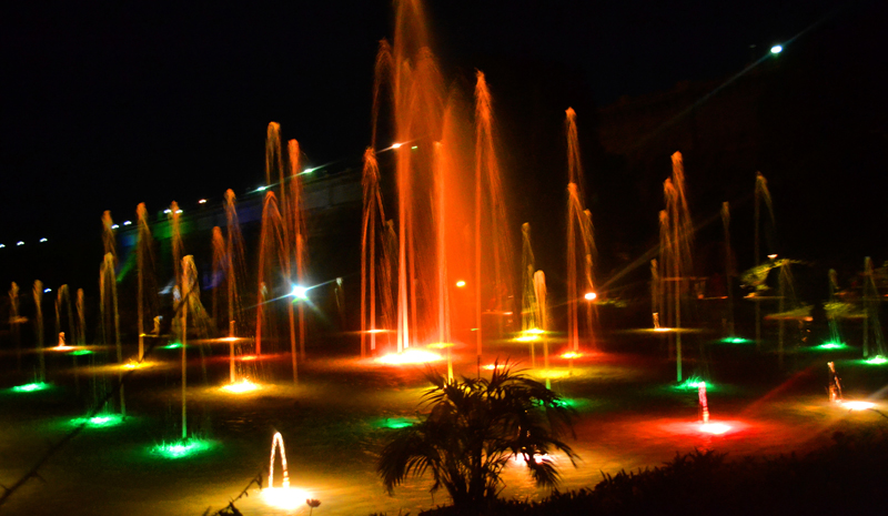 Things to Do in Mysore | Brindavan Gardens