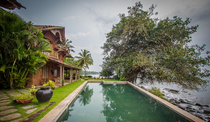 Boutique Hotels in India | Ahilya By The Sea