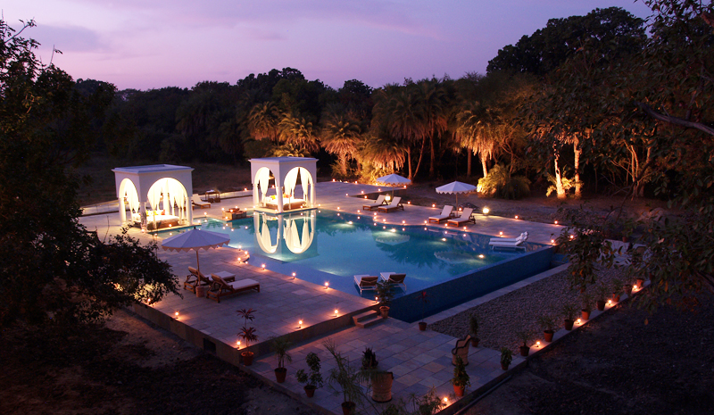 Boutique Hotels in India | Shahpura Bagh