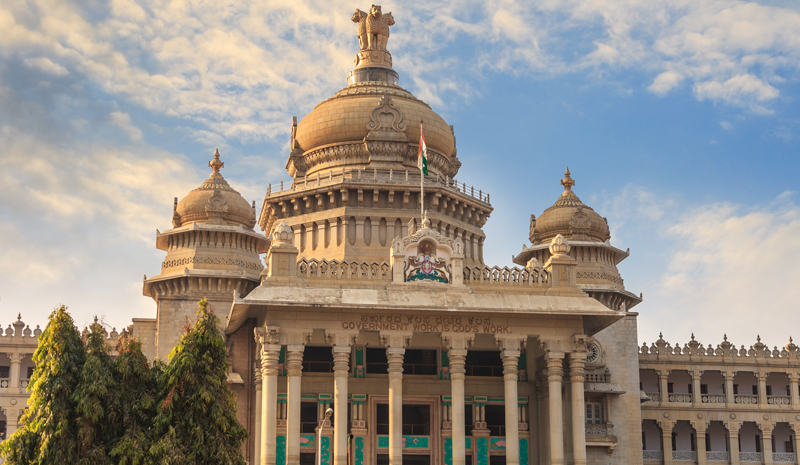 Best Things to Do in Bangalore | Vidhana Soudha