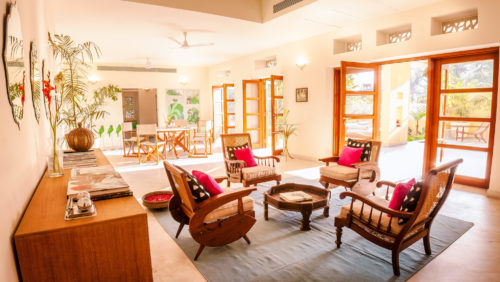 Guesthouses in India