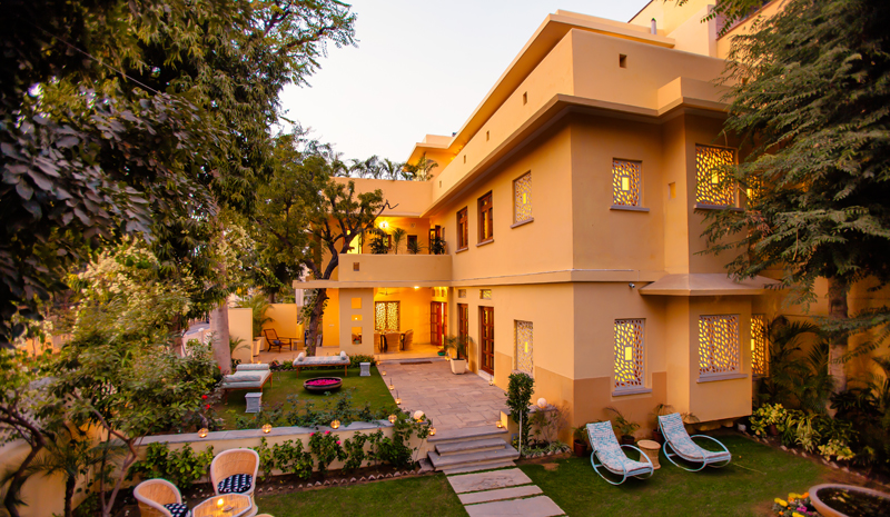 Guesthouses in India | 28 Kothi