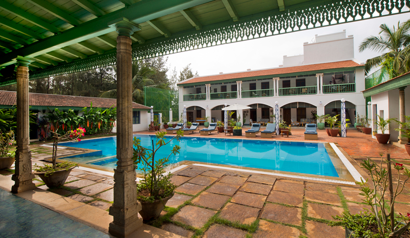 Guesthouses in India | The Bangala