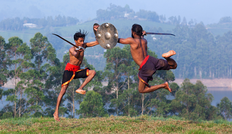 Classical Dance in Kerala | Kalaripayattu