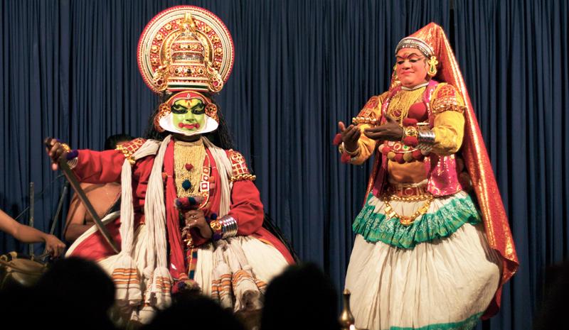 Classical Dance in India | Kathakali