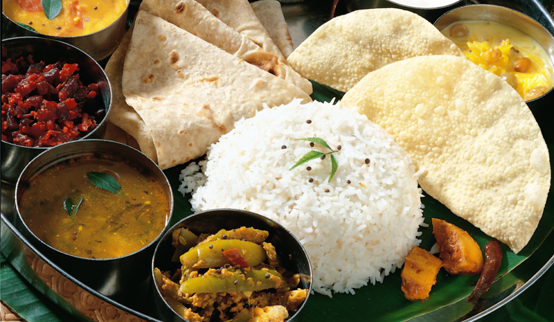 Best Restaurants in India | Hotel Saravana Bhavan