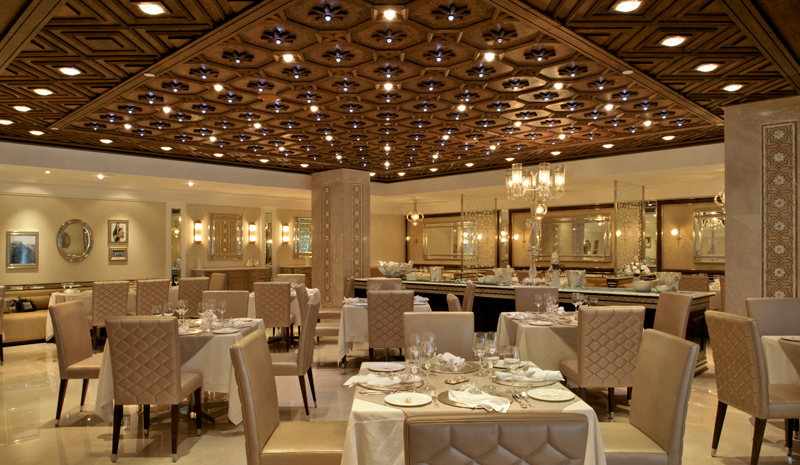 The best restaurants in india