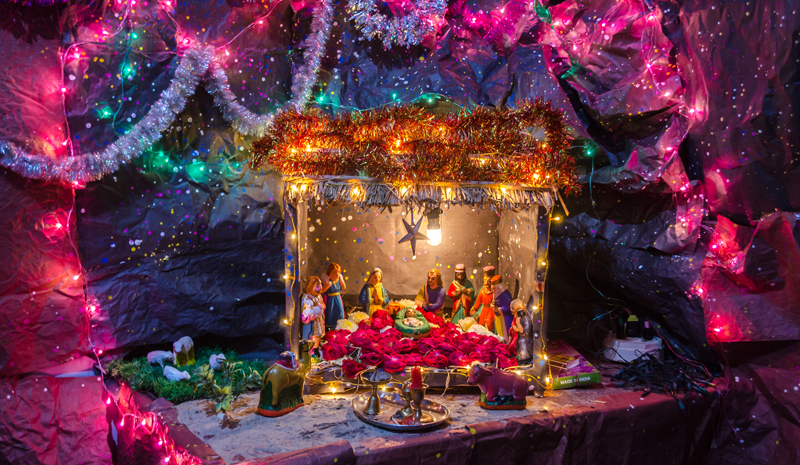 Christmas in India | Decorations