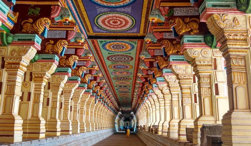 Spiritual Experiences in India | Ramanathaswamy Temple