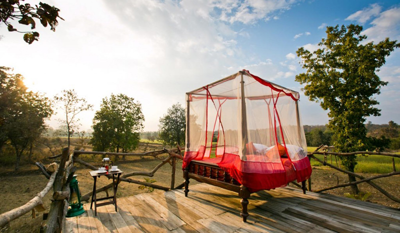 Peaceful Retreats in India | Jamtara