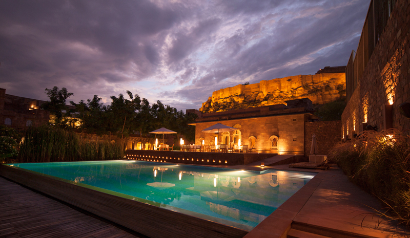 Best Hotels in Rajasthan | Raas Jodhpur
