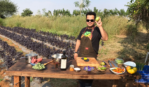 Chef Vicky Ratnani | Cookery Demonstration