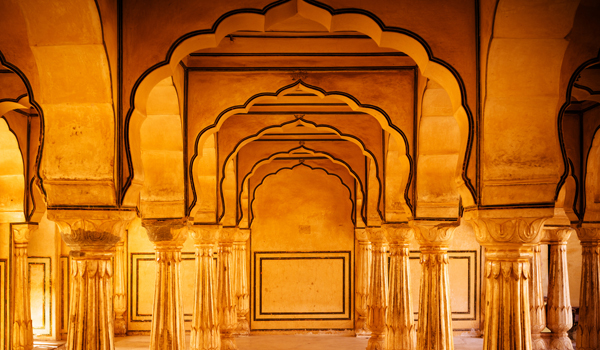 Royal India | Amber Fort Interior