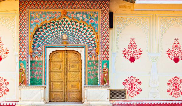 Royal India | Lotus Gate