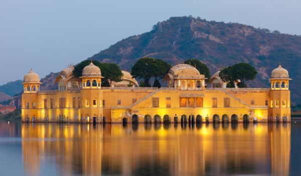 Royal India | Jal Mahal
