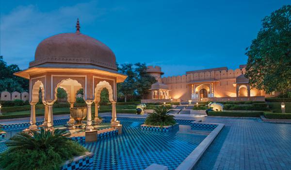 Villa Hotels | Oberoi Rajvilas