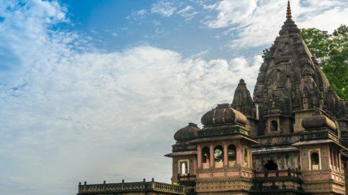 image of ahilya fort maheshwar