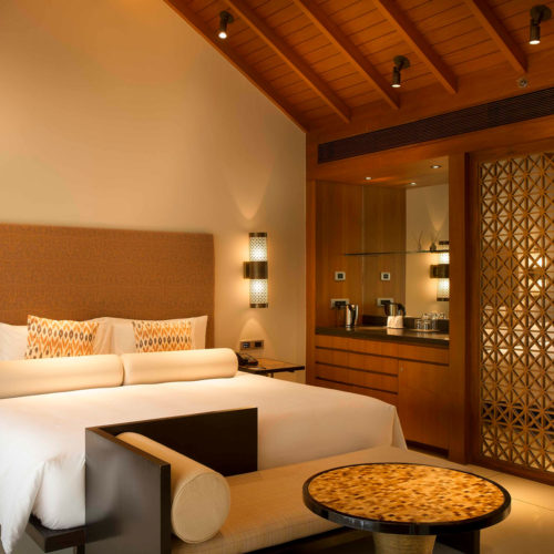 view of family suite at alila diwa