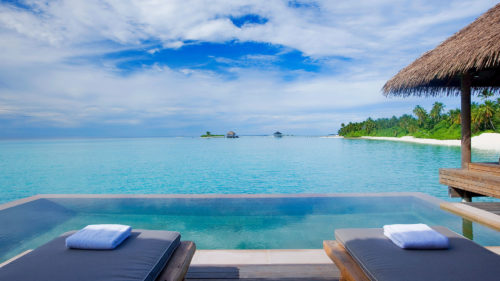 Ocean view at Maalifufushi By Como