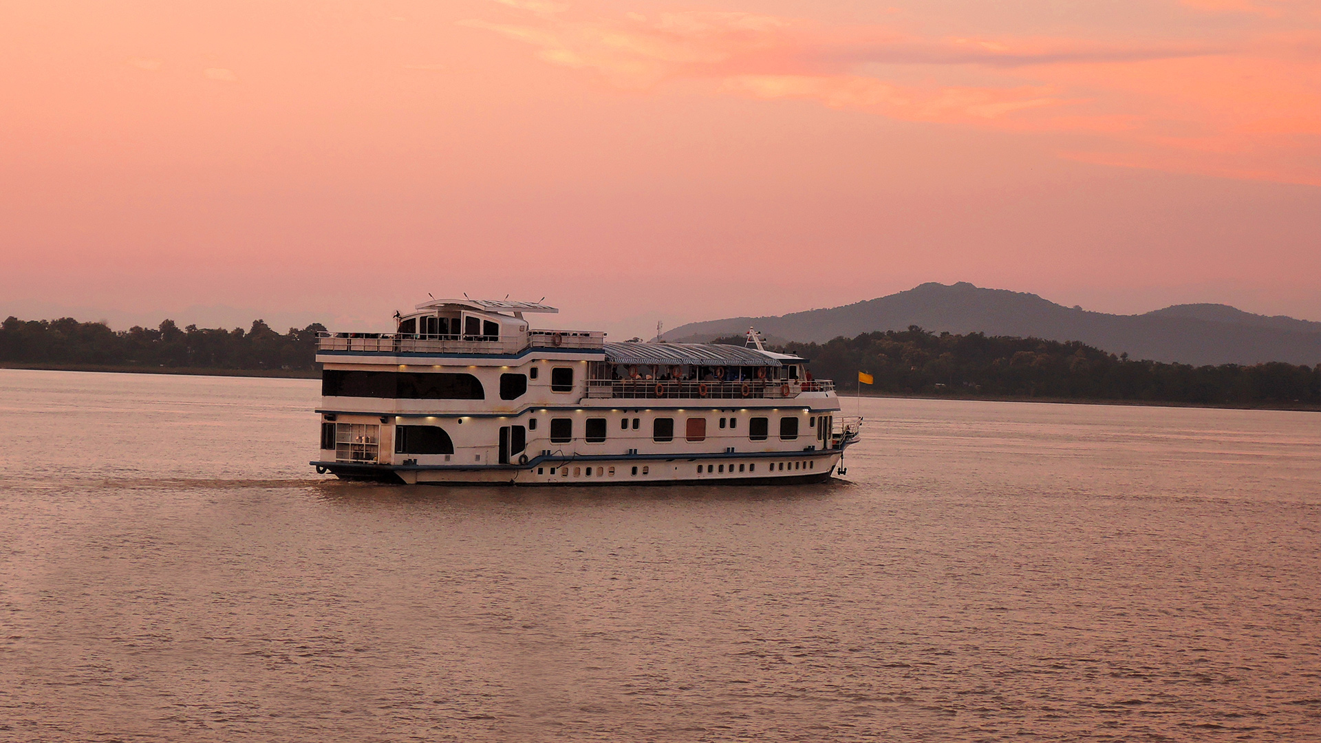 Image result for cruise in brahmaputra