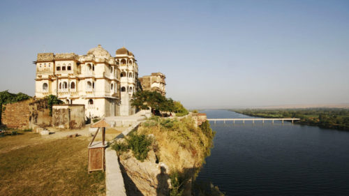 Greaves India Bhainsrorgarh fort