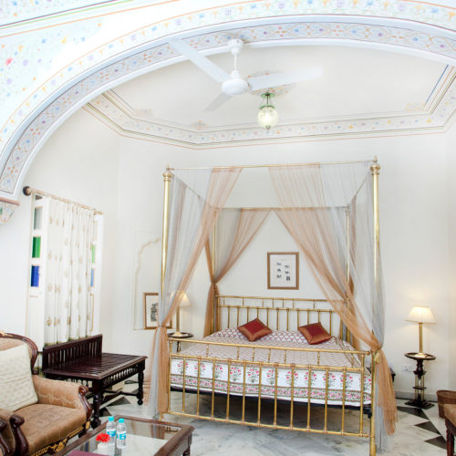 bedroom alsisar haveli