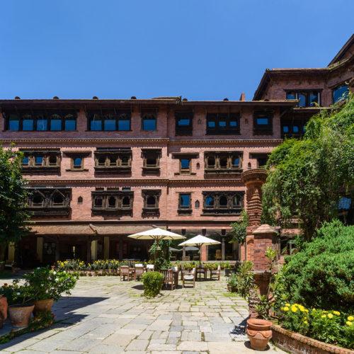dwarikas-hotel-kathmandu-outdoors-area