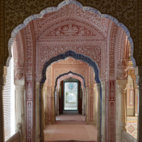 greaves_samode_palace_archway