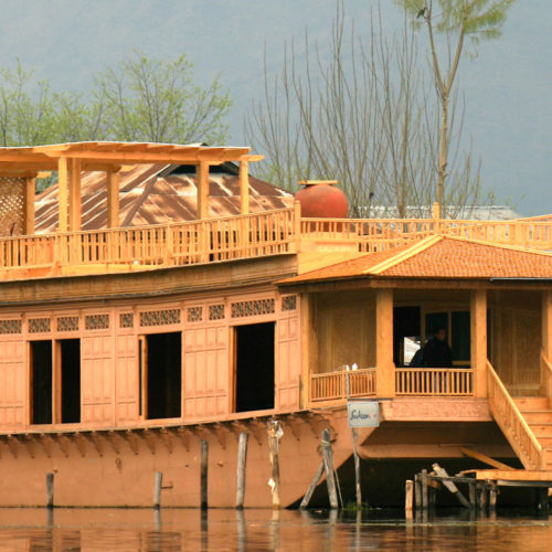 Sukoon Houseboat on Dal Lake