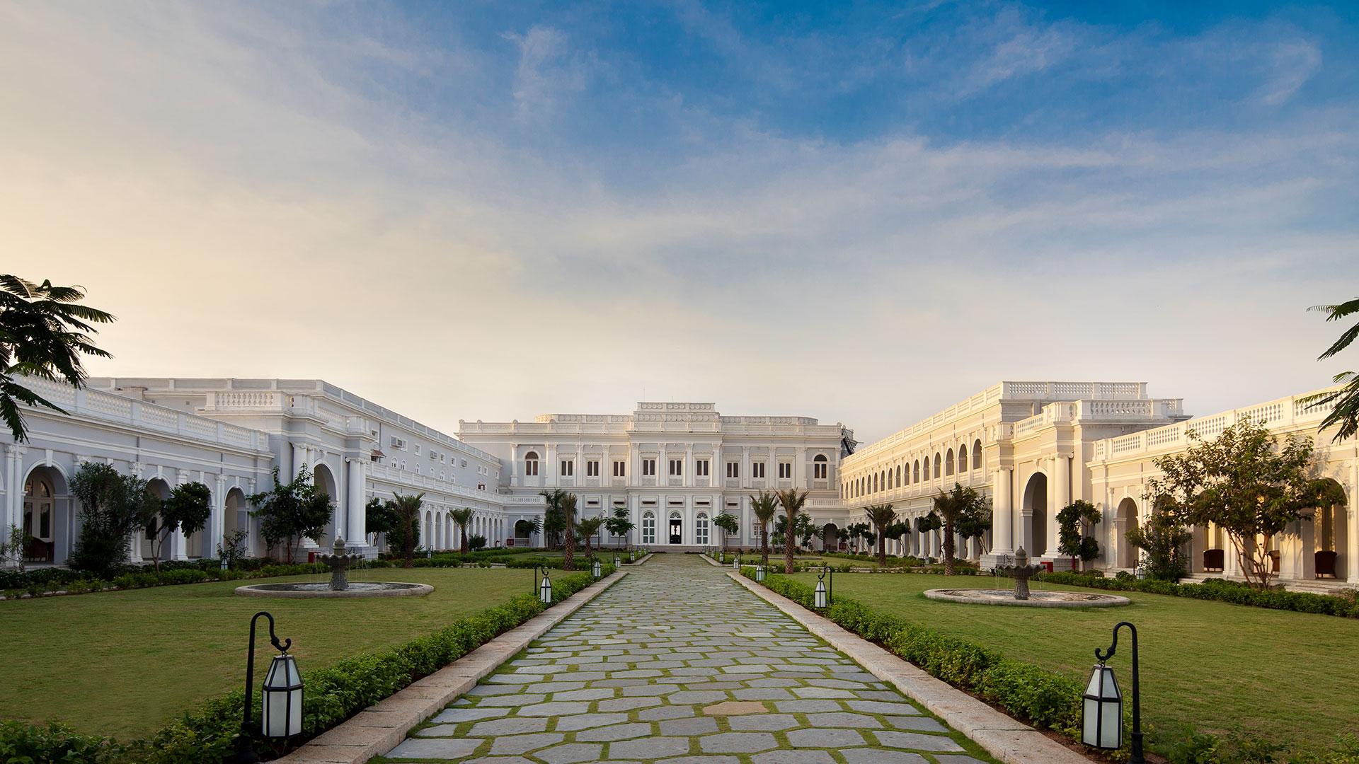 Taj Falaknuma Palace Hyderabad Telangana ‹� Hotel