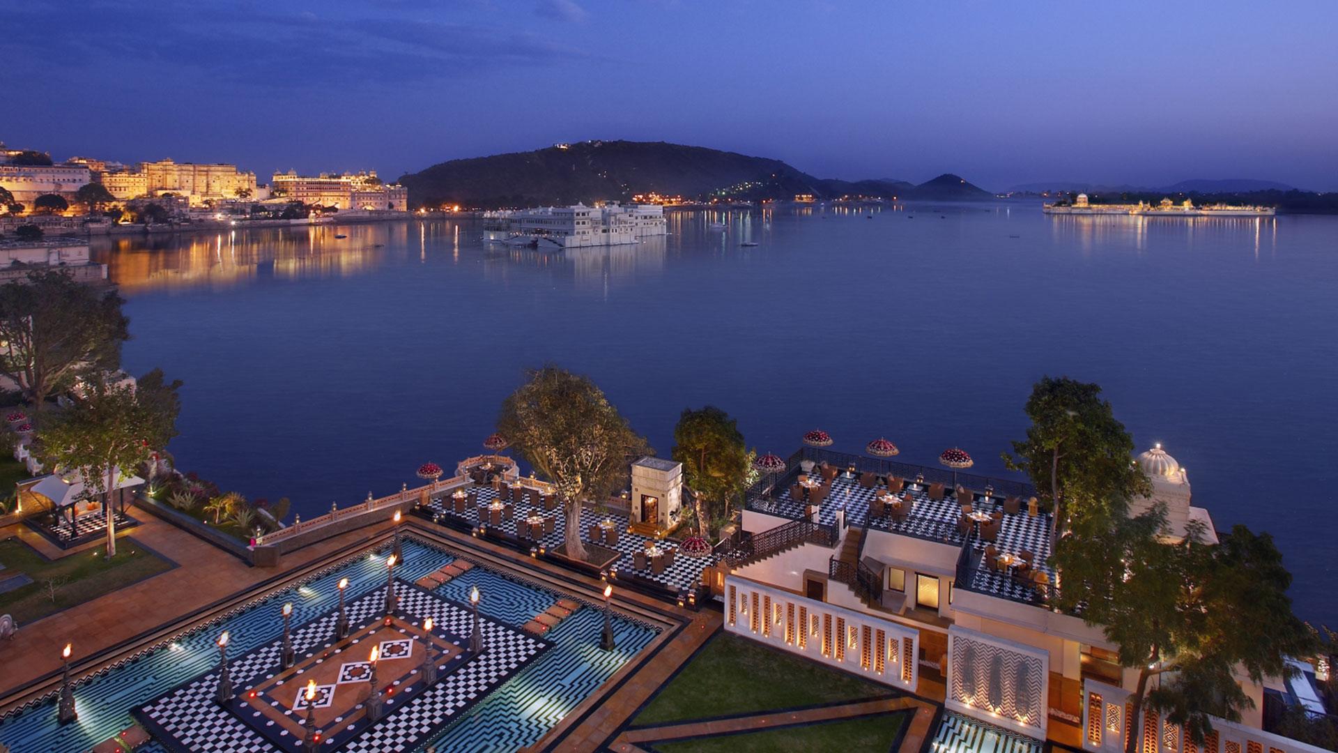 The Leela Palace Udaipur Hotel Greaves India