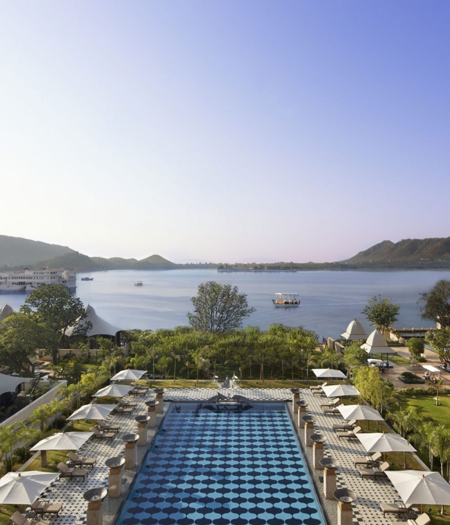 Leela Palace Udaipur - Travel+Leisure World's Best Collection