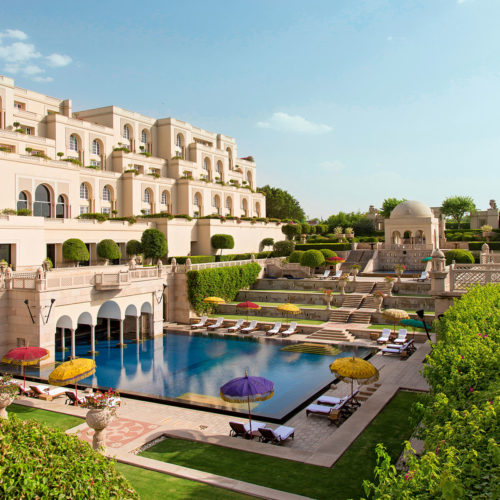 The Oberoi Amarvilas Agra ⋆ Hotel ⋆ Greaves India