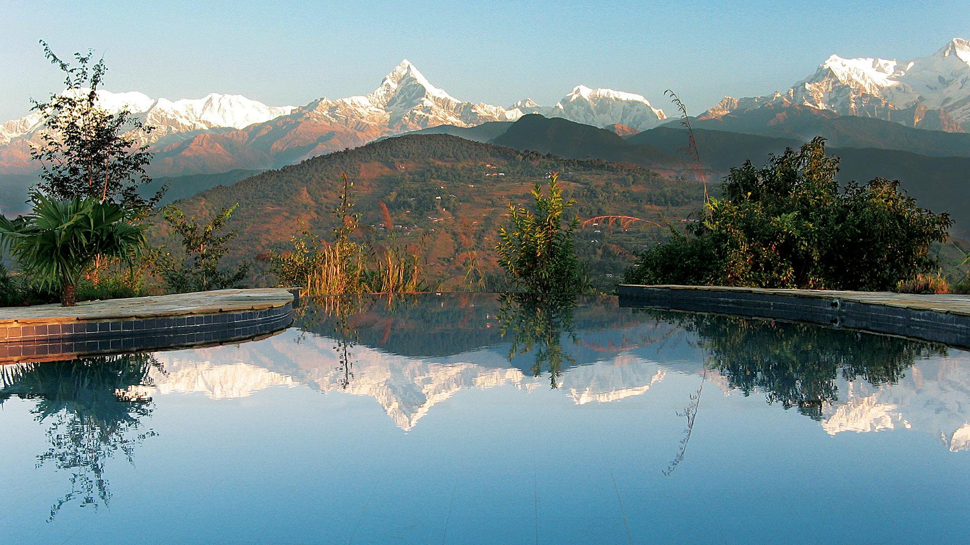 Tiger Mountain Pokhara Lodge Nepal Pokhara ⋆ Hotel