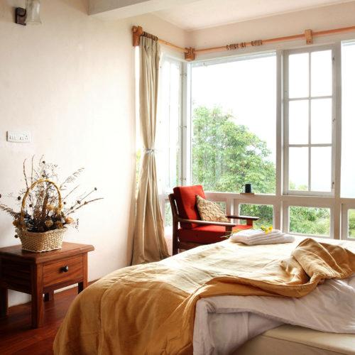 Bedroom at Windermere Estate