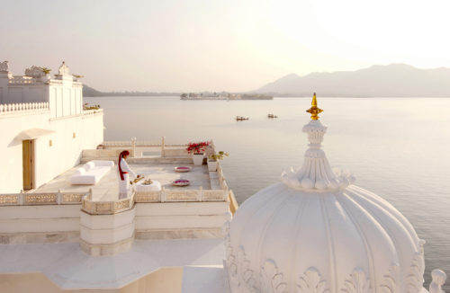 Taj Lake Palace Special Offers