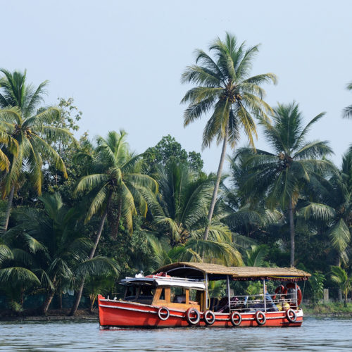 Taj Malabar river excursion