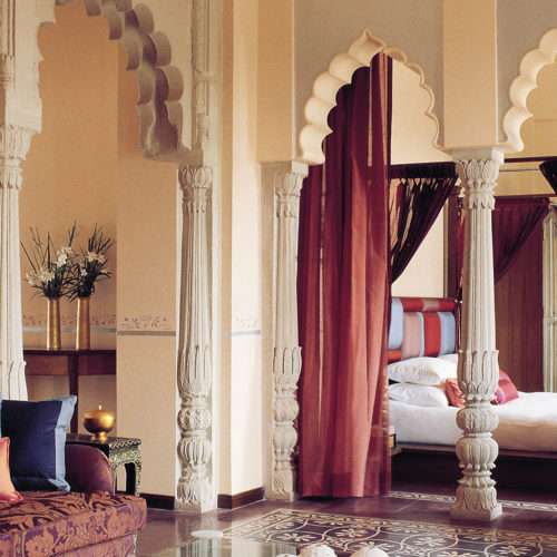Suite at the Taj Usha Kiran Palace