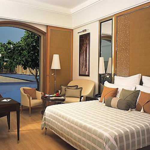 Trident Gurgaon bedroom