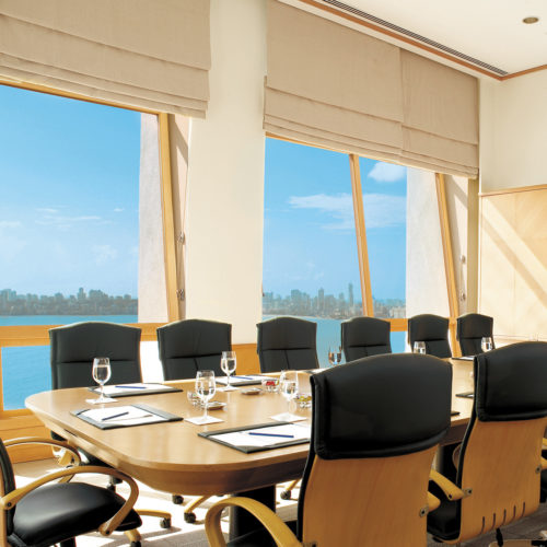Trident Nariman hotel meeting room
