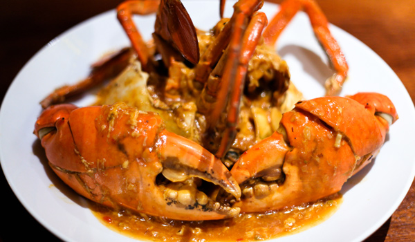 Sri Lankan Dishes | Chilli Crab