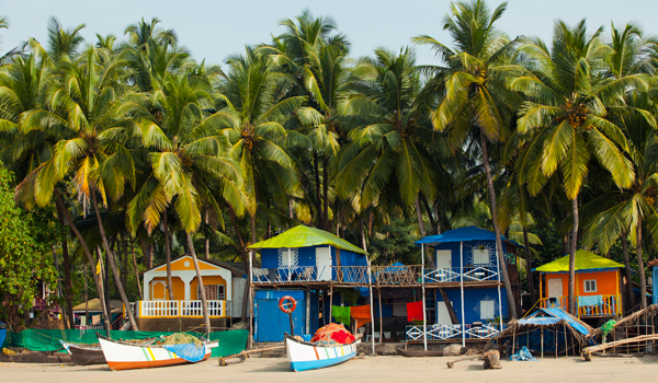 Goa is now a destination for the luxury backpacking circuit © Necip Yanmaz/iStock