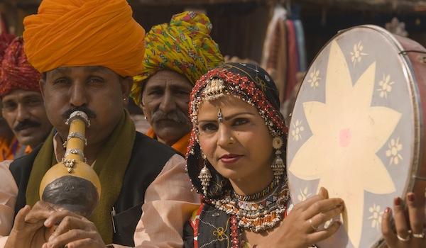Indian Folk Band