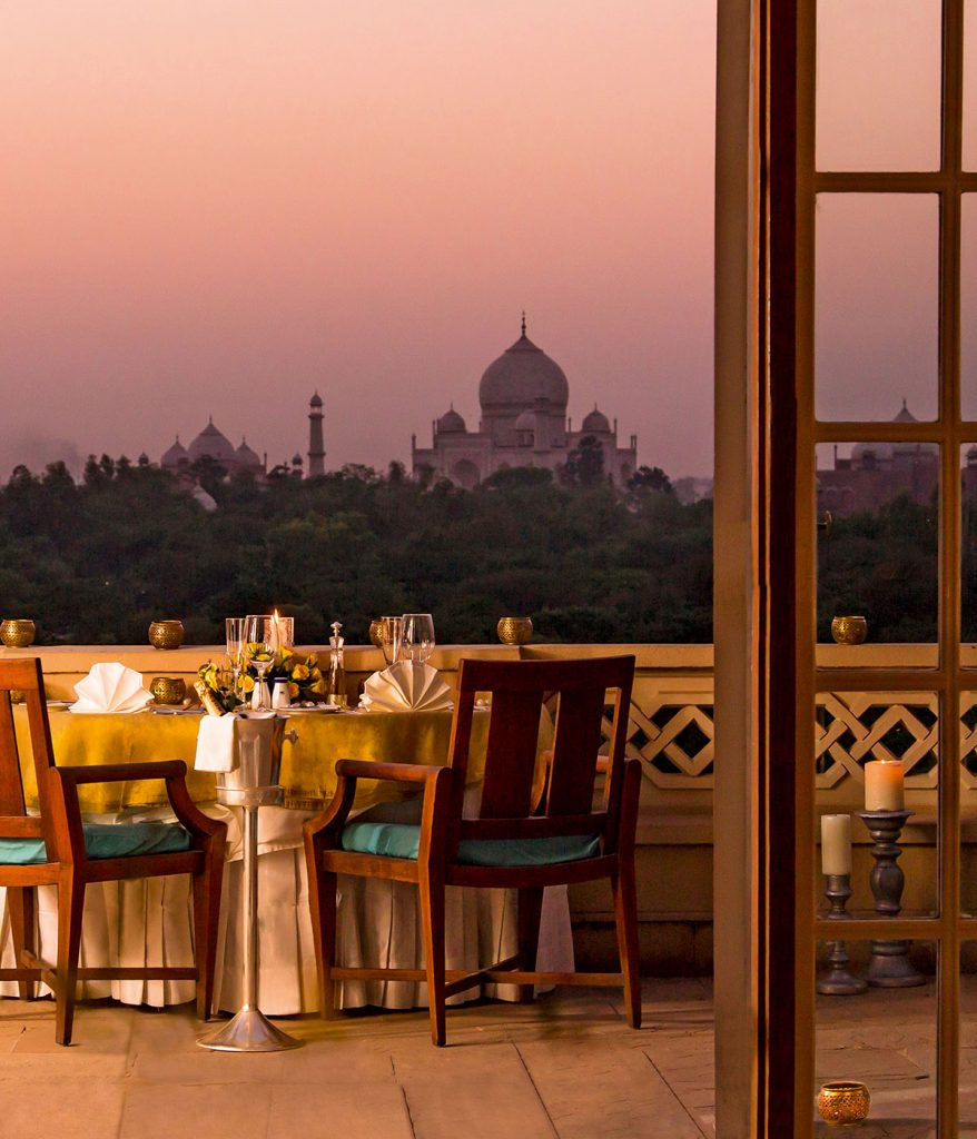 Oberoi Amarvilas - Travel+Leisure World's Best Collection