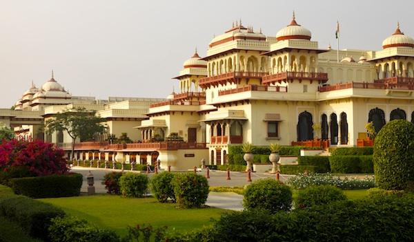 Rambagh Palace/Jaipur/India